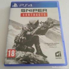 Videojuegos y Consolas PS4: SNIPER GHOST WARRIOR CONTRACTS PS4 PLAYSTATION. Lote 288924258