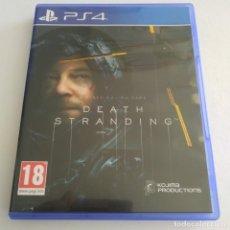 Videojuegos y Consolas PS4: DEATH STRANDING PS4 PLAYSTATION. Lote 288924583