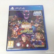 Videojuegos y Consolas PS4: MARVEL VS. CAPCOM INFINITE. Lote 288947878