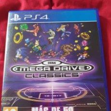 Videojuegos y Consolas PS4: SEGA MEGA DRIVE CLASSICS PS4. Lote 289555683
