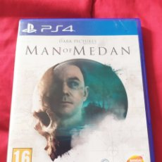 Videojuegos y Consolas PS4: MAN OF MEDAN PS4. Lote 289555798