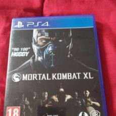 Videojuegos y Consolas PS4: MORTAL KOMBAT XL PS4. Lote 289555863
