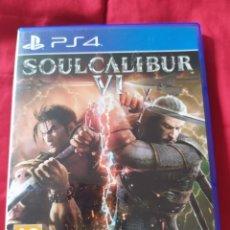 Videojuegos y Consolas PS4: SOULCALIBUR VI PS4. Lote 289555948