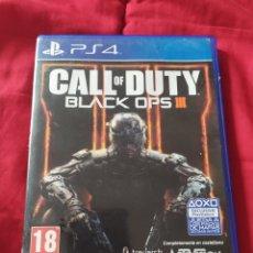Videojuegos y Consolas PS4: CALL OF DUTY BLACK OPS III PS4. Lote 289556043