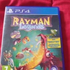 Videojuegos y Consolas PS4: RAYMAN LEGENDS PS4. Lote 289556133