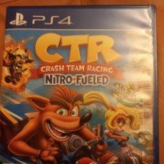 Videojuegos y Consolas PS4: CTR PS4. Lote 289628283