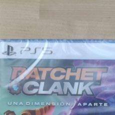 Videojuegos y Consolas PS4: VIDEOJUEGO PS5 RATCHET & CLANK PRECINTADO.. Lote 292219118