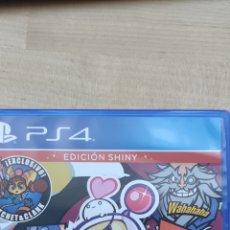 Videojuegos y Consolas PS4: VIDEOJUEGO PS4 SUPER BOMBERMAN. EDICIÓN SHINY. KONAMI. COMO NUEVO.. Lote 292219778