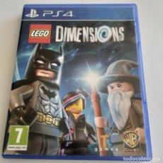 Videojuegos y Consolas PS4: LEGO DIMENSIONS PS4. Lote 294009368