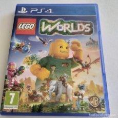 Videojuegos y Consolas PS4: LEGO WORLDS PS4. Lote 294010383