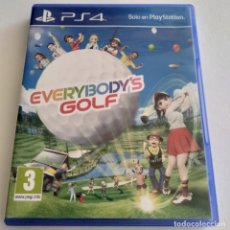 Videojuegos y Consolas PS4: EVERYBODY´S GOLF PS4. Lote 294013208