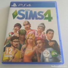 Videojuegos y Consolas PS4: LOS SIMS 4 PS4. Lote 294016553