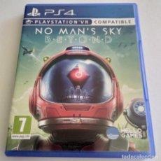 Videojuegos y Consolas PS4: NO MAN´S SKY BEYOND PS4. Lote 294018008