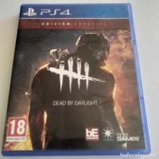 Videojuegos y Consolas PS4: DEAD BY DAYLIGHT PS4. Lote 294019283