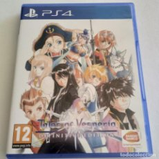 Videojuegos y Consolas PS4: TALES OF VESPERIA DEFINITIVE EDITION PS4. Lote 294020488