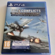 Videojuegos y Consolas PS4: AIR CONFLICTS PACIFIC CARRIERS PS4. Lote 294023863