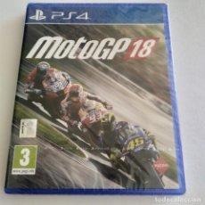 Videojuegos y Consolas PS4: MOTOGP 18 PS4 PRECINTADO. Lote 294033753