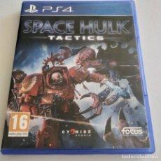 Videojuegos y Consolas PS4: SPACE HULK TACTICS PS4. Lote 294035053