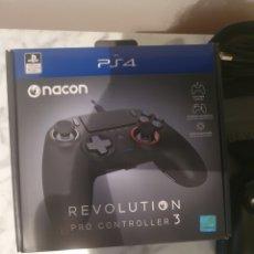 Videojuegos y Consolas PS4: MANDO NACON PRO PS4,PC. Lote 294083343