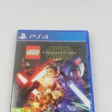 Videojuegos y Consolas PS4: LEGO STAR WARS EL DESPERTAR DE LA FUERZA PS4. Lote 294091158