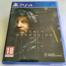 Videojuegos y Consolas PS4: DEATH STRANDING PS4. Lote 294447693