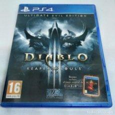 Videojuegos y Consolas PS4: DIABLO III PS4. Lote 294448753