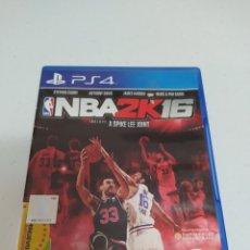 Videojuegos y Consolas PS4: JUEGO NBA2K16. Lote 294560563