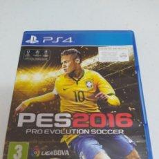 Videojuegos y Consolas PS4: JUEGO PRO EVOLUTION SOCCER 2016. Lote 294560698