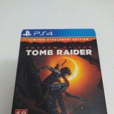 Videojuegos y Consolas PS4: JUEGO SHADOW OF THE TOMB RAIDER. Lote 294561063