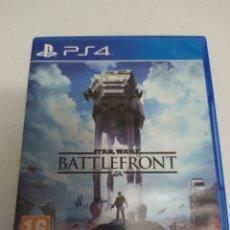 Videojuegos y Consolas PS4: JUEGO STAR WARS BATTLEFRONT. Lote 294561488