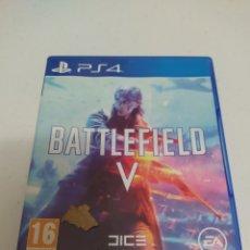 Videojuegos y Consolas PS4: JUEGO BATTLEFIELD V. Lote 294561943