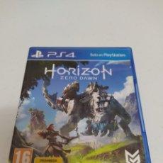 Videojuegos y Consolas PS4: HORIZONTAL ZEROLO DAWN. Lote 294562178