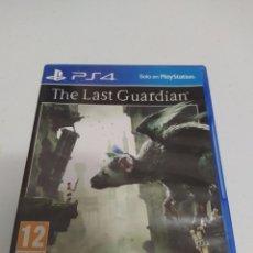 Videojuegos y Consolas PS4: THE LAST GUARDIAN. Lote 294562373