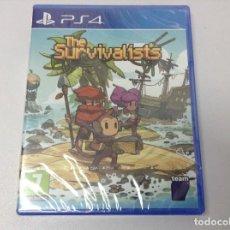 Videojuegos y Consolas PS4: THE SURVIVALISTS. Lote 294927333