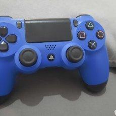 Videojuegos y Consolas PS4: DUALSHOCK PLAYSTATION 4 AZUL.. Lote 295378663