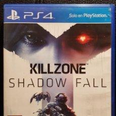 Videojuegos y Consolas PS4: KILLZONE SHADOW FALL - PS4 - PLAYSTATION - VIDEOJUEGO - CONSOLA - EXCELENTE - NO USO CORREOS. Lote 295635688