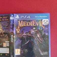 Videojuegos y Consolas PS4: MEDIEVIL PS4. Lote 295801533