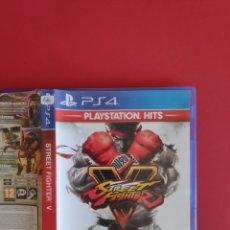 Videojuegos y Consolas PS4: STREET FIGHTER V PS4. Lote 295802213