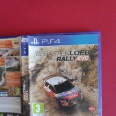 Videojuegos y Consolas PS4: SEBASTIAN LOEB RALLY EVO PS4. Lote 295803183