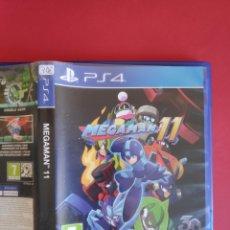 Videojuegos y Consolas PS4: MEGAMAN 11 PS4. Lote 295807673