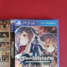 Videojuegos y Consolas PS4: UTAWARERUMONO: MASK OF TRUTH PS4. Lote 295808943