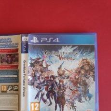 Videojuegos y Consolas PS4: GRAN BLUE FANTASY: VERSUS PS4. Lote 295809098