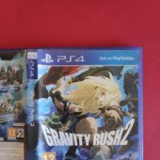 Videojuegos y Consolas PS4: GRAVITY RUSH 2 PS4. Lote 295809238