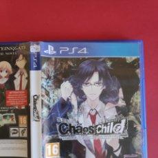 Videojuegos y Consolas PS4: CHAOS CHILD PS4. Lote 295809733