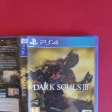 Videojuegos y Consolas PS4: DARK SOULS III PS4. Lote 295809893