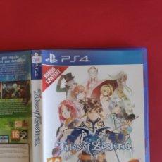 Videojuegos y Consolas PS4: TALES OF ZESTIRIA PS4 (INCLUYE CONTENIDO ADICIONAL). Lote 295810058
