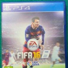 Videojuegos y Consolas PS4: FIFA 16 PS4. Lote 295869493