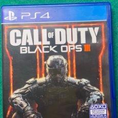 Videojuegos y Consolas PS4: CALL OF DUTY. BLACK OPS III. PS4. Lote 295870188