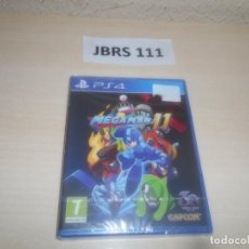 Videojuegos y Consolas PS4: PS4 - MEGAMAN 11 , PAL ESPAÑOL , PRECINTADO. Lote 295933473