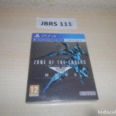 Videojuegos y Consolas PS4: PS4 - ZONE OF THE ENDERS - THE 2ND RUNNER , PAL ESPAÑOL , PRECINTADO. Lote 295933838